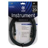 PLANET WAVES Mono Twisted Instrument Cable [PW-G-20] - Cable / Connector Analog